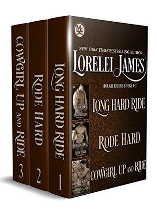 Rough Riders Bundle 1 (Rough Riders, #1-3) by Lorelei James