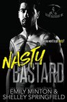Nasty Bastard (Grim Bastards MC, #4)