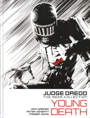 Young Death (Judge Dredd: The Mega Collection #7)