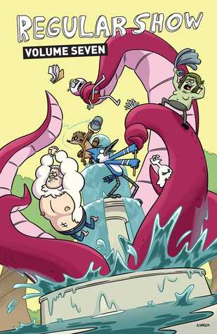 Regular Show Vol. 7