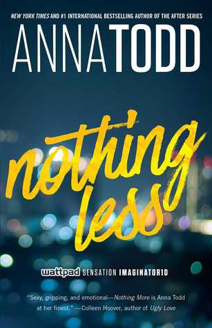 Nothing Less (Nothing More, #2)