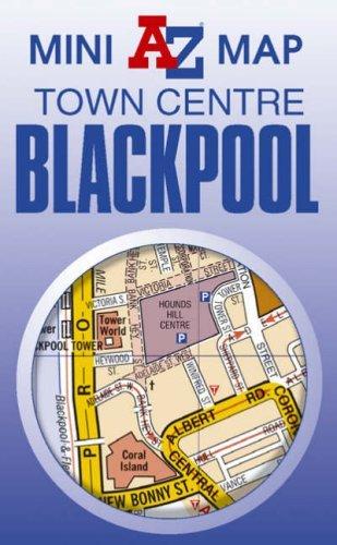 Blackpool Mini Map