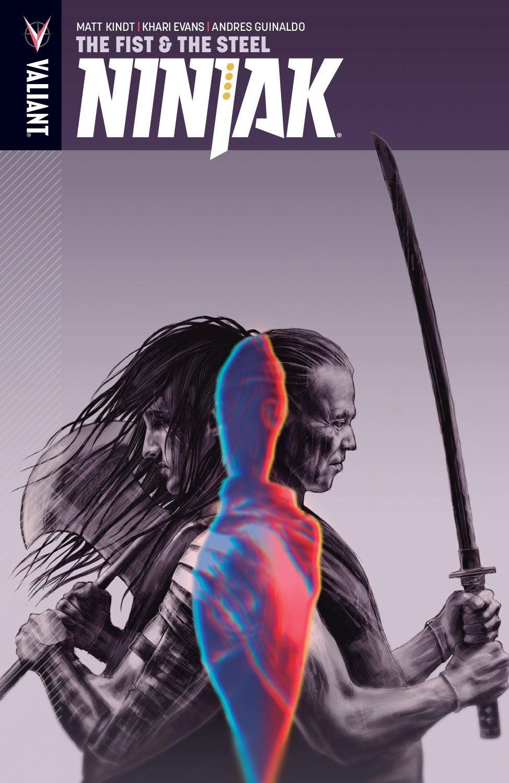 Ninjak, Volume 5: The Fist & The Steel