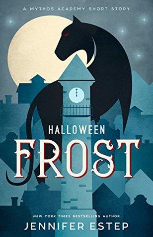 Halloween Frost (Mythos Academy #1.5)