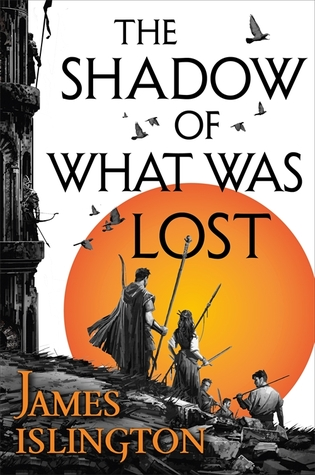 The Shadow of What Was Lost by James Islington thumbnail