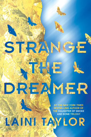 Strange the Dreamer (Strange the Dreamer) by Laini Taylor