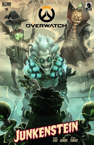 Overwatch 9: Junkenstein(Overwatch Digital Comics 9)