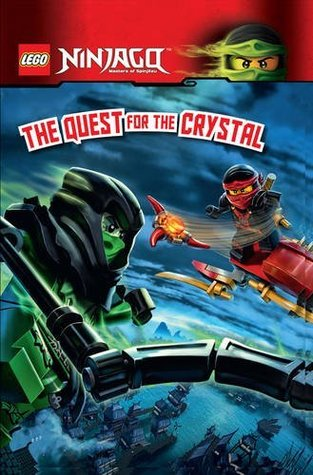 LEGO® Ninjago - Masters of Spinjitzu: LEGO Ninjago: The Quest for the Crystal
