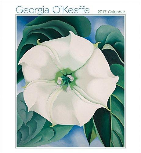 Georgia O'Keeffe 2017 Wall Calendar