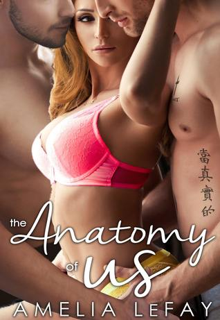 The Anatomy of Us Book Cover