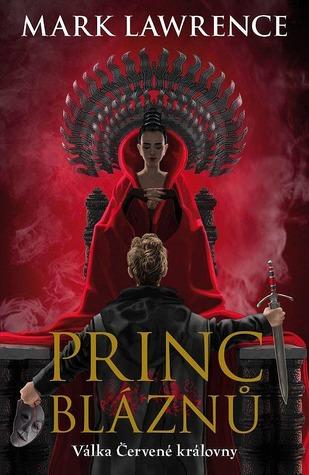 Princ bláznů (Válka Červené královny, #1)