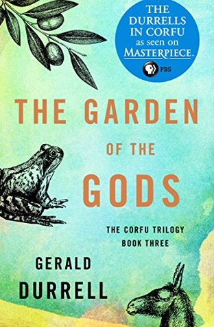 The Garden of the Gods (Corfu Trilogy #3)