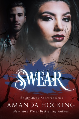 Review: Swear by Amanda Hocking (@Mollykatie112, @amanda_hocking)