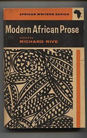 Modern African Prose