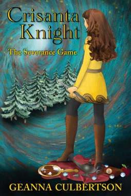 The Severance Game (Crisanta Knight, #2)