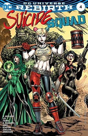 Suicide Squad #4