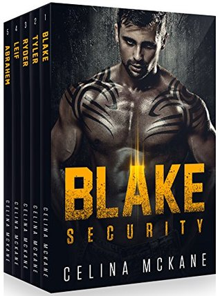 BLAKE SECURITY (The Complete Series) by Celina McKane
