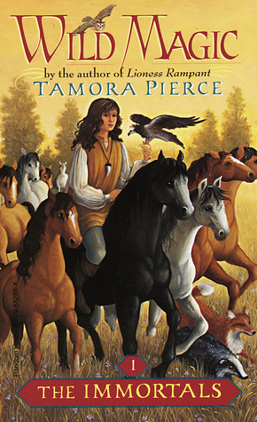 Ebook Wild Magic by Tamora Pierce TXT!