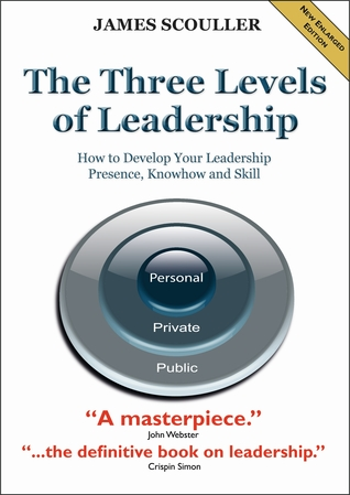 The Three Levels of Leadership by James Scouller