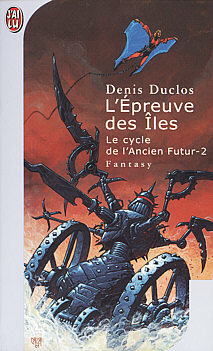 Le Cycle de l'ancien futur 2 : L'Epreuve des îles