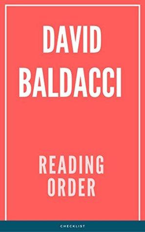 DAVID BALDACCI: READING ORDER