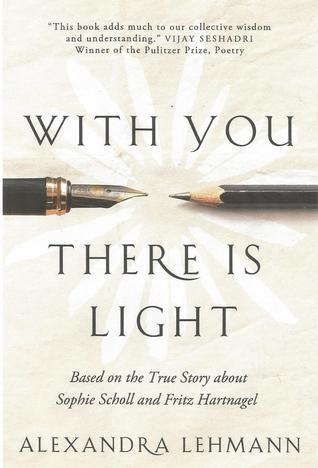 With You There Is Light by Alexandra Lehmann