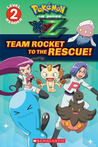 Pokémon XYZ - Team Rocket to the Rescue