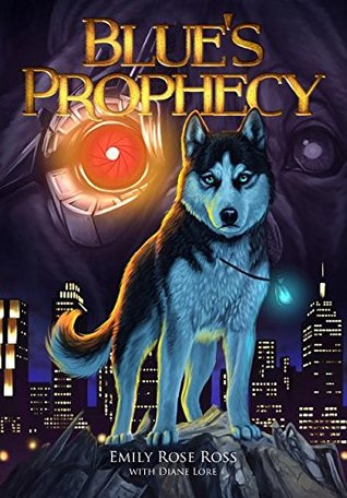 Blues Prophecy(The Canis Chronicles 1)