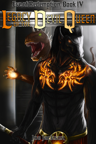 Legacy of the Devil Queen by Joe     Jackson