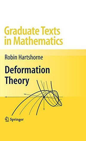 Deformation Theory: 257