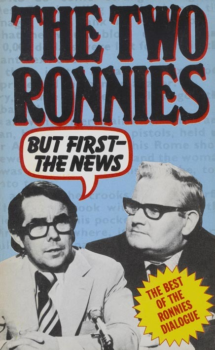 Two Ronnies: But First the News