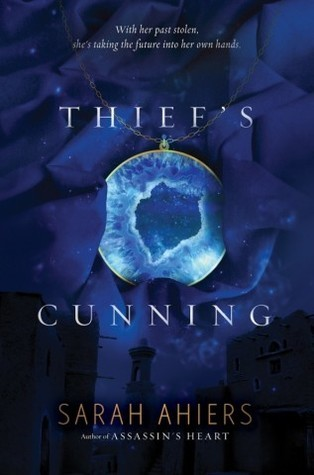 Thief's Cunning (Assassin's Heart) by Sarah Ahiers