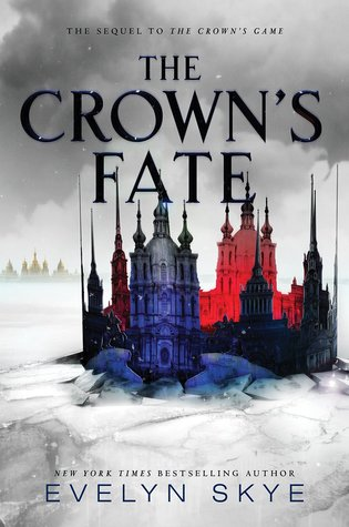 The Crown's Fate by Evelyn Skye thumbnail