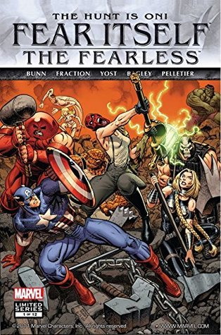 Ebook Fear Itself: The Fearless #1 (of 12) by Cullen Bunn read!
