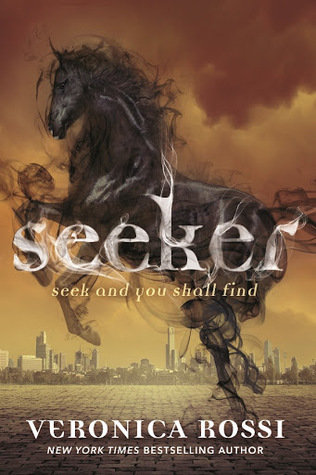 Seeker (Riders) by Veronica Rossi