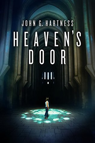 Heaven's Door (Quincy Harker, Demon Hunter Book 6)