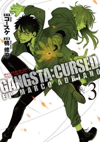 GANGSTA:CURSED. EP_MARCO ADRIANO 3 (Gangsta:Cursed.: EP_Marco Adriano, #3)