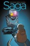 Saga #40 by Brian K. Vaughan