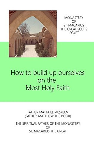 How do we build our selves on Holy Faith