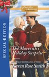 The Maverick's Holiday Surprise (Montana Mavericks: The Baby Bonanza #5)