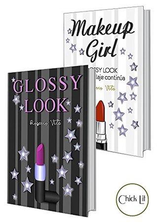 Pack Glossy Look/Makeup Girl