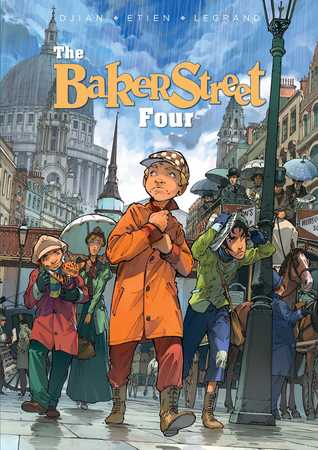 The Baker Street Four, Vol. 1