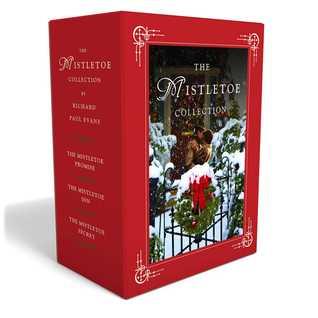 The Mistletoe Christmas Novel Box Set: The Mistletoe Promise, The Mistletoe Inn, and The Mistletoe Secret