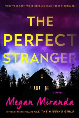 The Perfect Stranger by Megan Miranda thumbnail