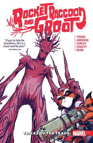 Rocket Raccoon & Groot, Vol. 1: Tricks of the Trade