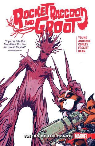 Rocket Raccoon & Groot, Vol. 1: Tricks of the Trade