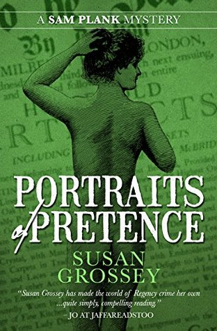 Portraits of Pretence (Sam Plank #4)