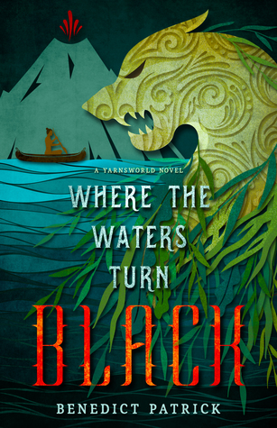 One to watch for: 'Where The Waters Turn Black' by Benedict Patrick