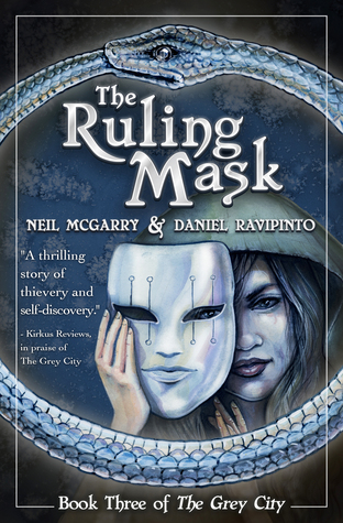 Fantasy review: 'The Ruling Mask' by Neil McGarry and Daniel Ravipinto