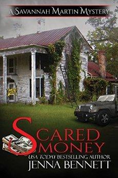 Scared Money (Savannah Martin Mysteries #13)